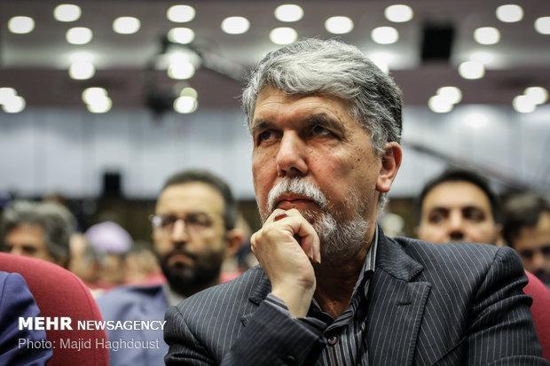 پیغام وزیر ارشاد به سی وپنجمین جشنواره فیلم کوتاه تهران