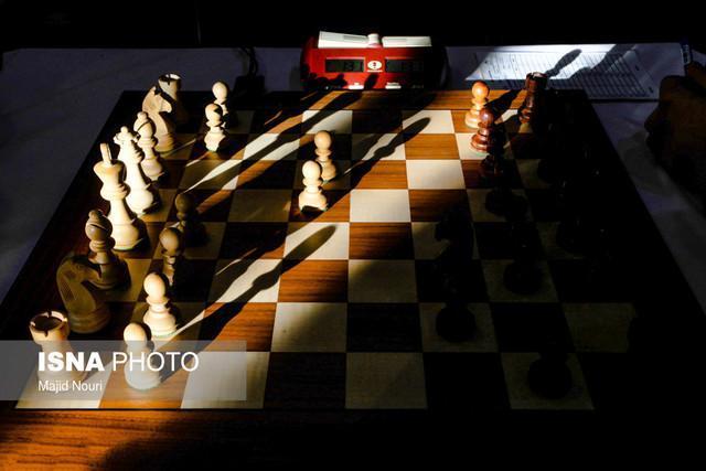 صدرنشینی فیروزجا در انتها دور پنجم رقابت های شطرنج سریع دنیا