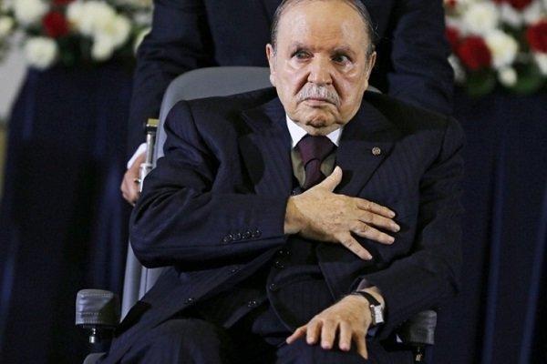شرکت بوتفلیقه در انتخابات ریاست جمهوری الجزایر برای پنجمین بار