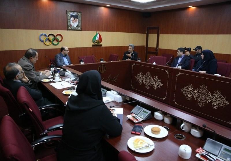 برگزاری اولین نشست کمیسیون آموزش المپیک