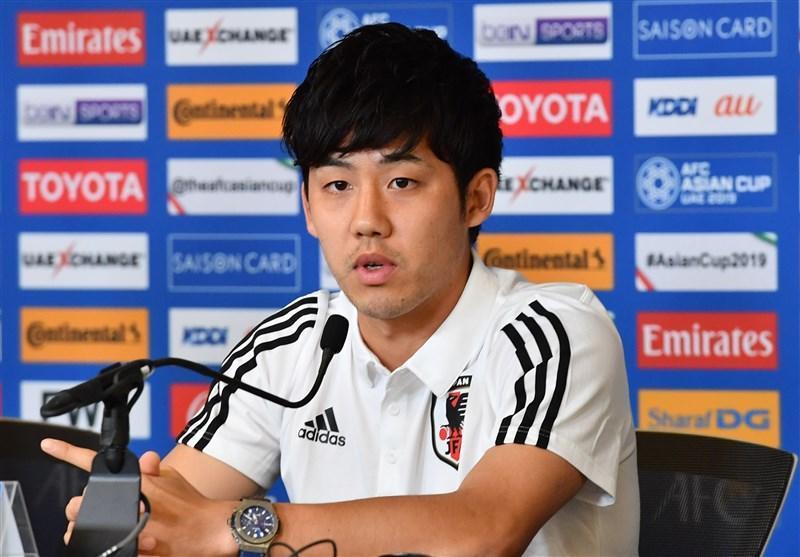 بازیکن ژاپن: در بازی مقابل ایران باید مالکیت توپ و میدان را در اختیار داشته باشیم، حریف مان تیمی سطح بالاست