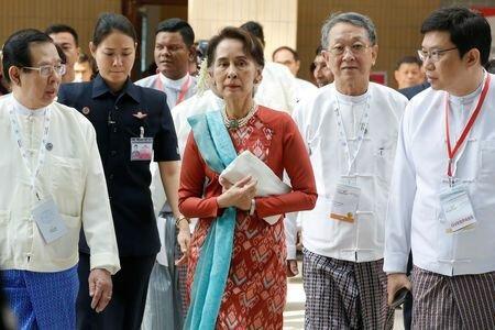دیده بان حقوق بشر: دولت میانمار از قوانین سرکوب گرانه علیه منتقدان استفاده می نماید