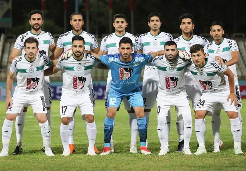 پلی آف لیگ قهرمانان آسیا، ترکیب تیم فوتبال ذوب آهن برای دیدار با الکویت معین شد