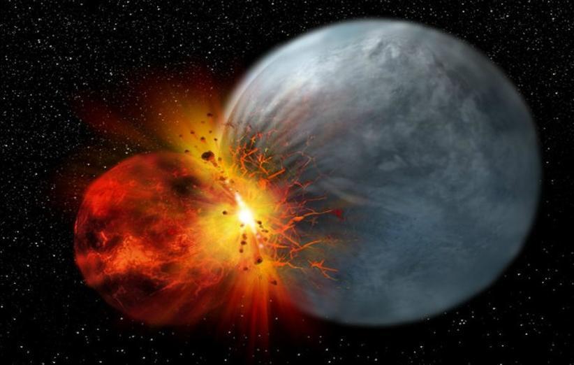 سنگ بنای حیات چگونه وارد سیاره مان شد؟