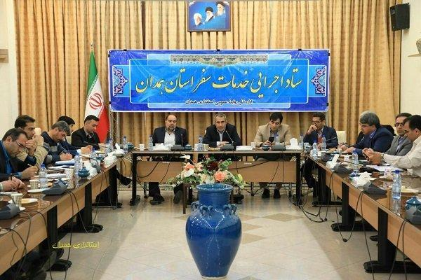 شهرداری های استان همدان برای میزبانی از مسافران نوروزی آماده شوند