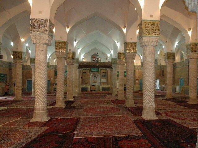 آماده شدن مساجد و حسینیه های قزوین برای اسکان اضطراری مسافران نوروزی