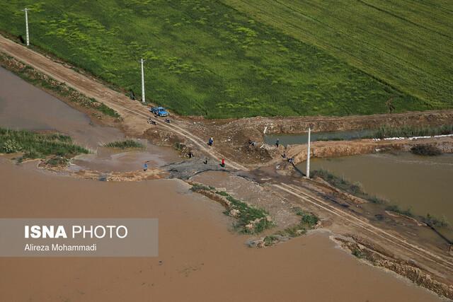 مشکل راه های روستایی باید طی سه روز آینده حل گردد ، مردم در روز طبیعت به مناطق ناامن نروند