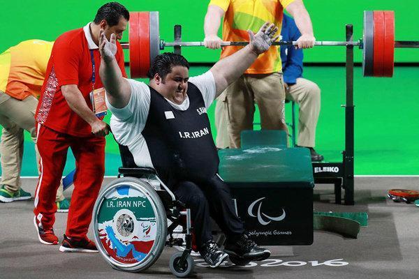 محمدی: هدف کسب 4 مدال طلا وزنه برداری معلولان در جهانی قزاقستان است