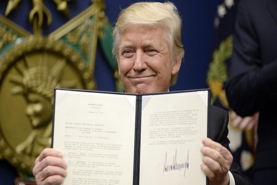 آمریکا محدودیت های جدیدی علیه مهاجران اعمال می نماید