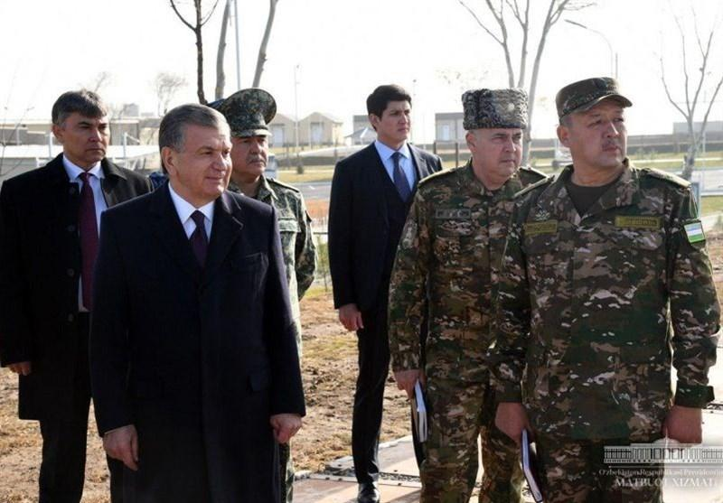 تمرین نظامی مشترک ازبکستان، ترکیه و پاکستان