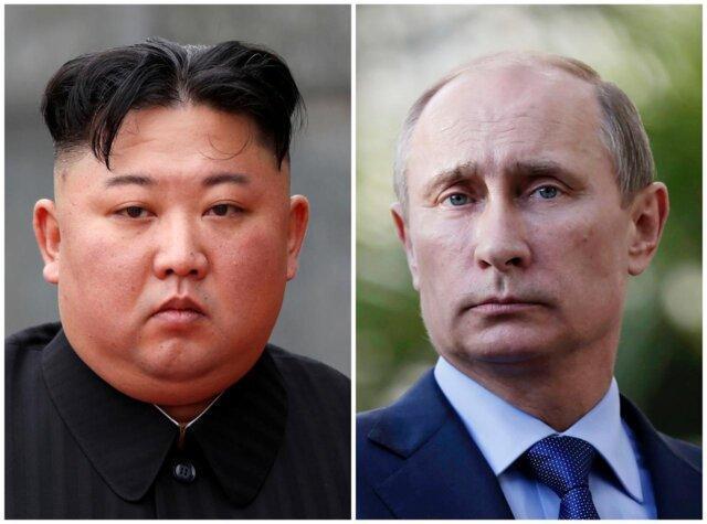 کره شمالی سفر کیم به روسیه را تائید کرد