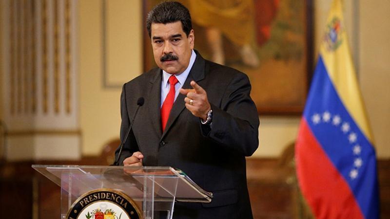 مادورو: اظهارات نماینده آمریکا، نوعی مانور عوام فریبانه است