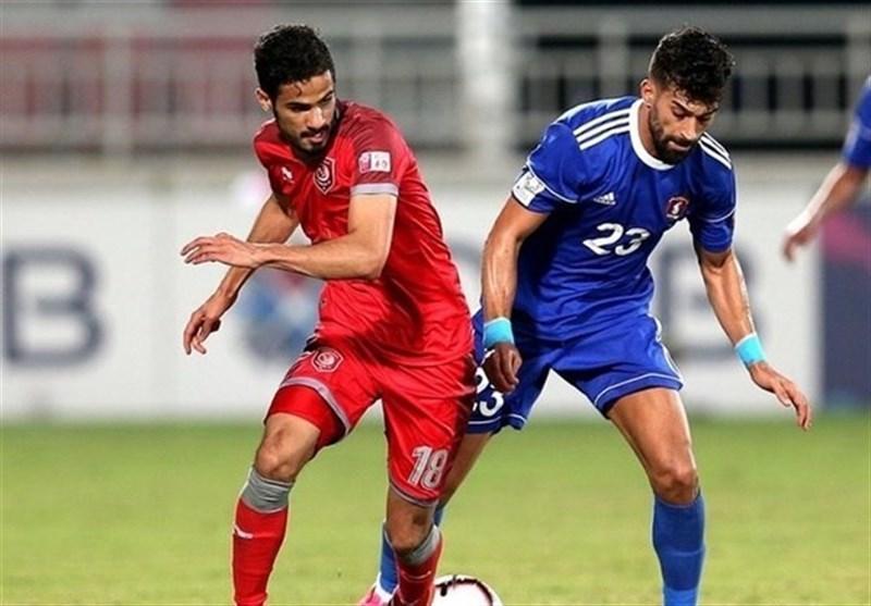 رضاییان: می خواهم به فوتبالم در الشحانیه ادامه دهم