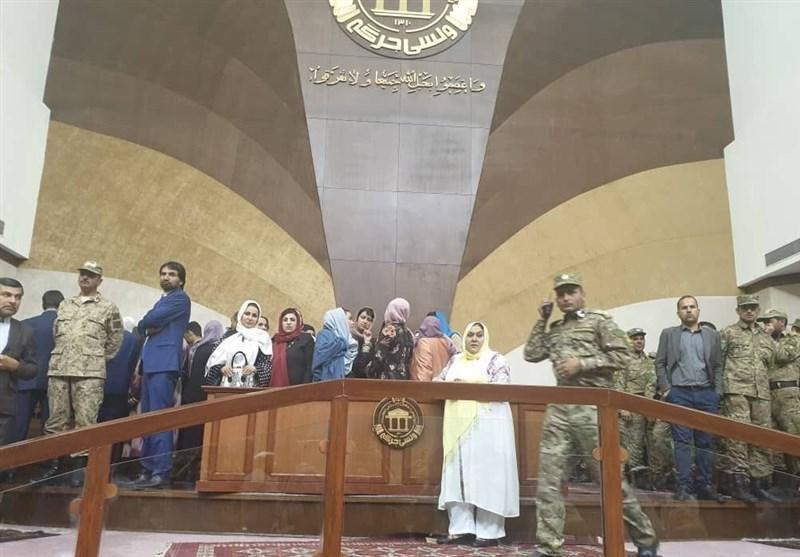 نمایندگان مجلس افغانستان ناتوان از حل اختلاف و مخالف با ورود دادگاه عالی
