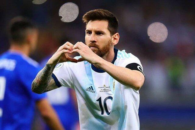 تساوی آرژانتین به لطف VAR