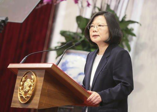 رهبر تایوان: در دفاع از خود مصمم هستیم