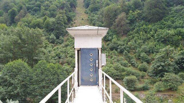 ماجرای ساخت ویلای آسانسوردار در ارتفاعات کلاردشت ، سرنوشت مالک ویلا چه می گردد؟