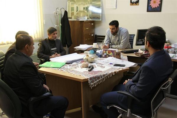 آنالیز طرح توسعه و ساماندهی محوطه امامزاده محمد دیباج دامغان