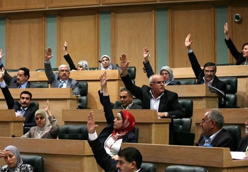 مجلس اردن خواهان از سرگیری روابط با سوریه شد