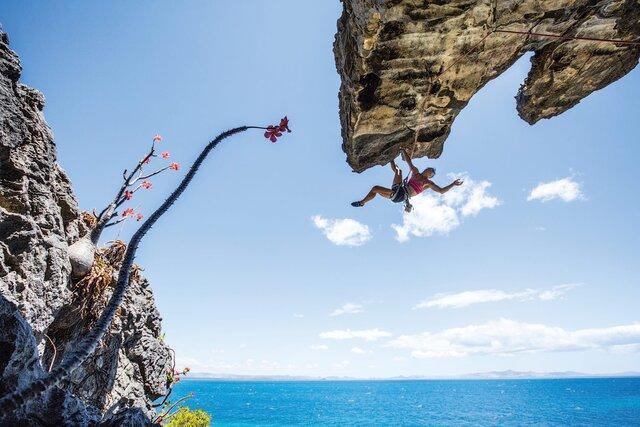 خطرناک ترین صخره های دنیا برای صخره نوردی