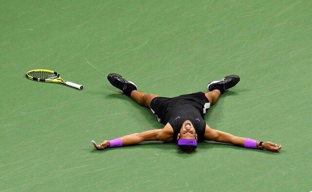 نادال فاتح تنیس اپن آمریکا شد
