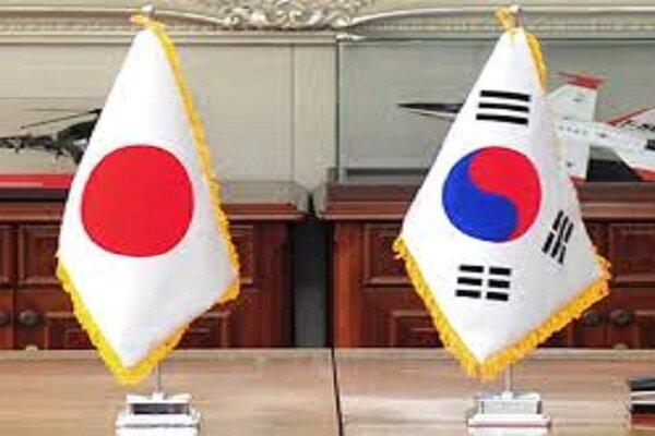 اعتراض ژاپن به پرواز جنگنده های کره ای بر فراز جزایر مورد مناقشه