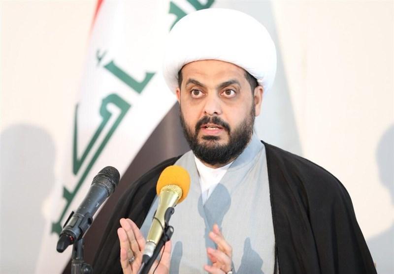 هشدار الخزعلی درباره تهدید امنیت ملی عراق، انهدام مقرهای داعش و دستگیری تروریست ها