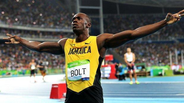 یوسین بولت طلای 200 متر را برد، بولت: می خواهم جزو بهترینها باشم