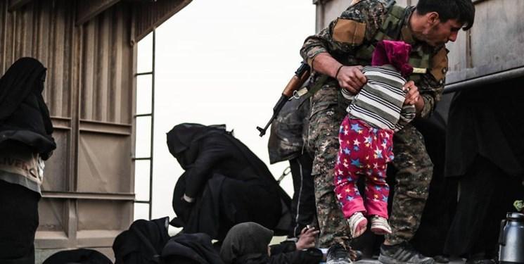 10 هزار نفر از فرزندان اعضای داعش در شمال سوریه سرگردان هستند
