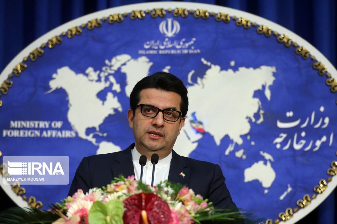 خبرنگاران موسوی: ادعای پمپئو برای یاری به ایران ریاکارانه است