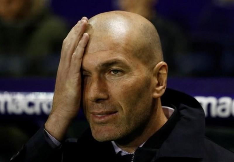 زیدان: لغو بازی های لالیگا به خاطر کرونا اتفاق خوبی نخواهد بود، حق هیچ گونه لغزشی را نداریم