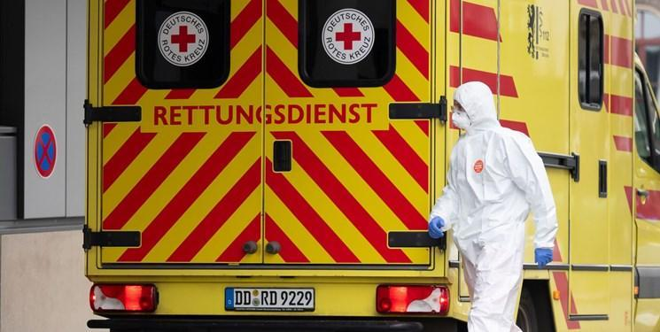 کرونا ، حدود 8000 مبتلای جدید و 60 فوتی در آلمان ثبت شد