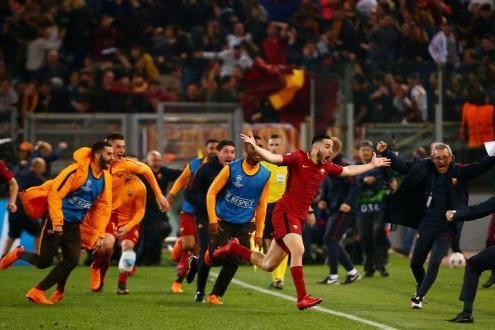 کاپیتان سابق رم: مانولاس به برد مقابل بارسلونا ایمان نداشت، اما خودش گلزنی کرد!