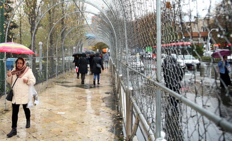 ورود سامانه بارشی جدید از روز چهارشنبه به کشور