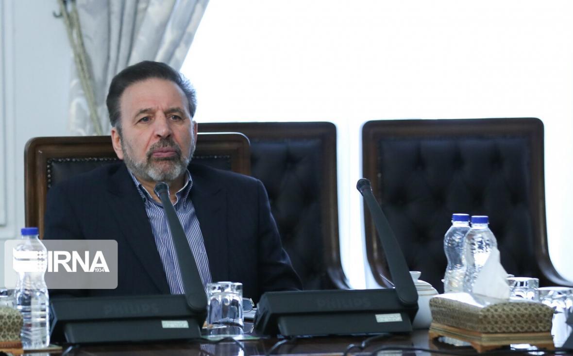 خبرنگاران واعظی: گفت و گوی مردم و رییس جمهوری از راهبردهای مبنایی دولت تدبیر و امید است