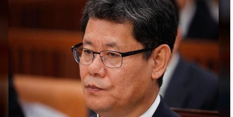 وزیر اتحاد کره جنوبی کناره گیری می کند
