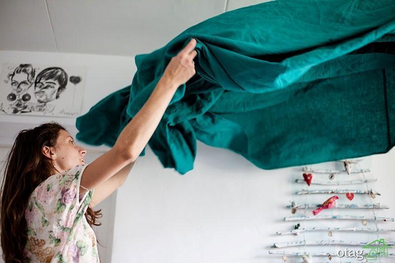 نظافت منزل سریع اما کامل