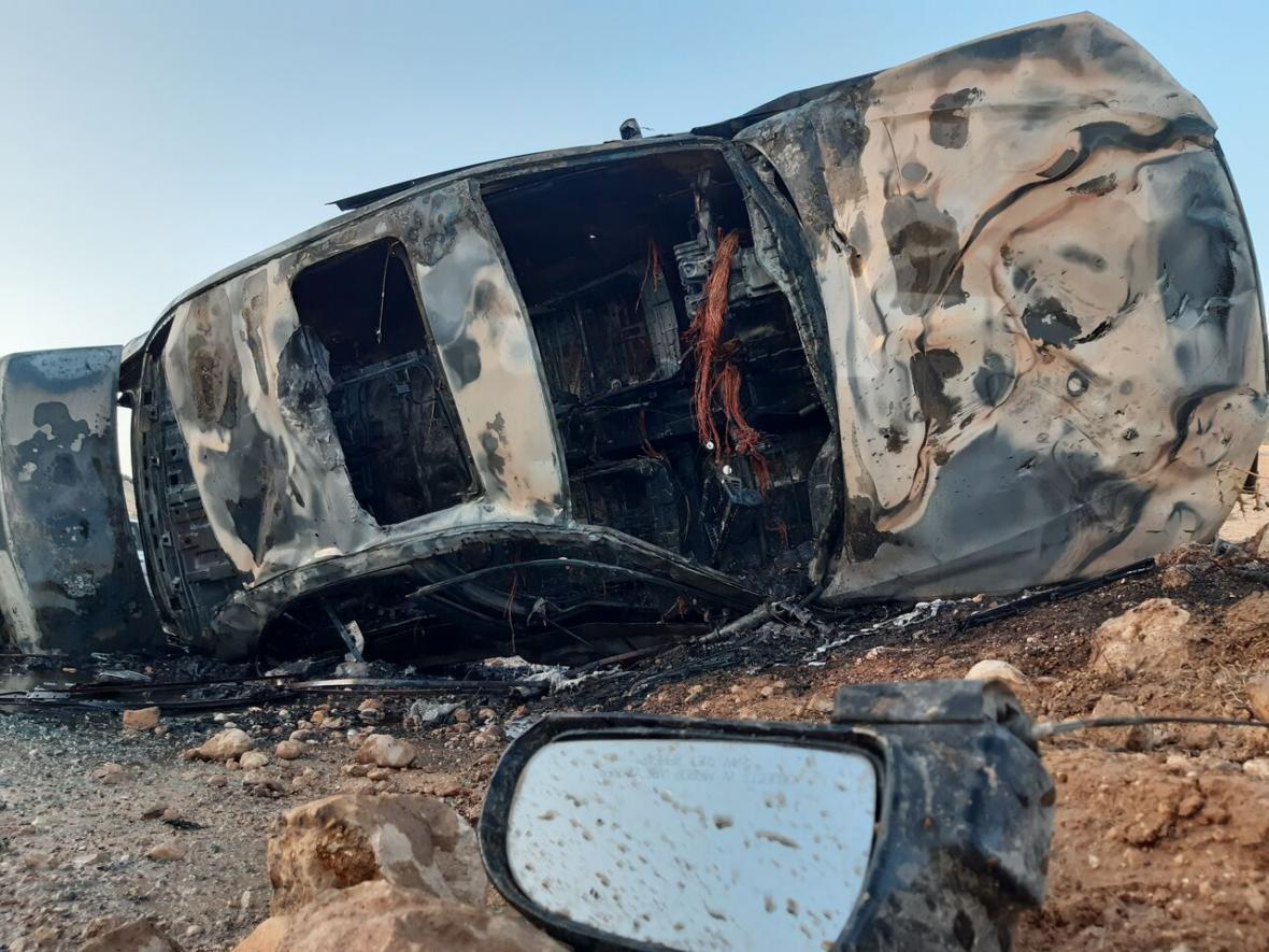 خبرنگاران انفجار کپسول گاز خودرو در نایین 2 مجروح برجا گذاشت