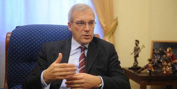مسکو از تقویت احتمالی امنیت مرز های غربی خود خبر داد