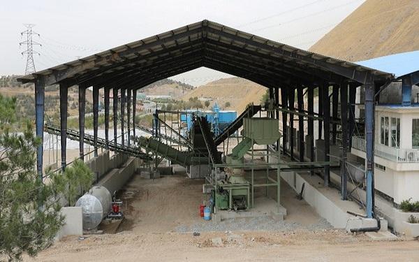 سومین کارخانه بازیافت نخاله های ساختمانی ساخته می گردد