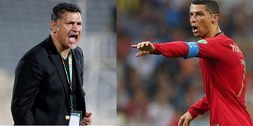 مارکا: رونالدو 9 گل تا شکستن رکورد دایی فاصله دارد