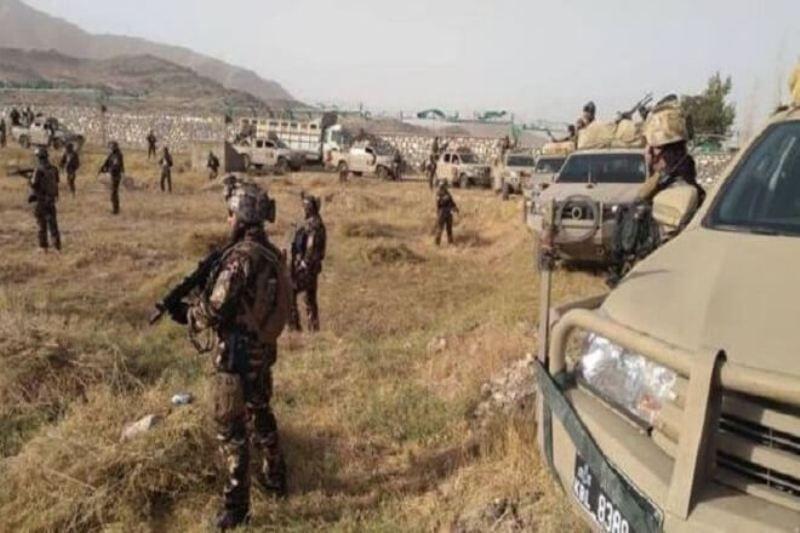 آمریکا بار دیگر وارد جنگ در افغانستان شد