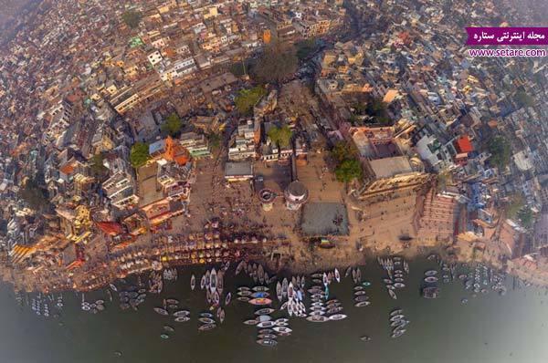 جاذبه های گردشگری واراناسی؛ شهر مردگان هند