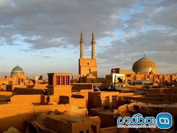 یزد مقصدی ایمن برای صنعت گردشگری کشور می گردد