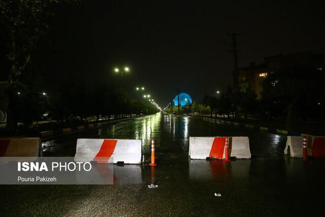 خروجی شهر قزوین از آدینه 14 آذر مسدود می&zwnjشود