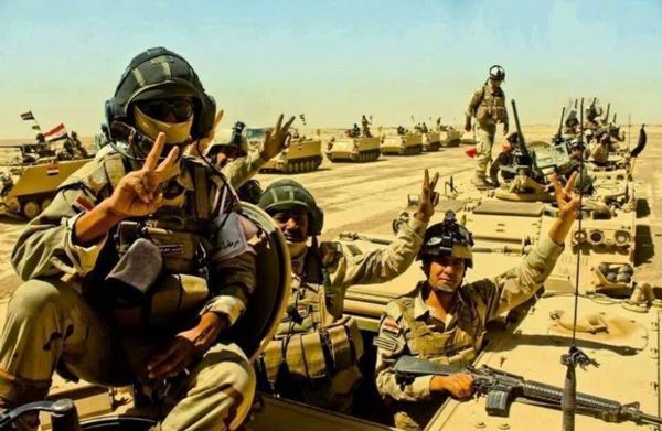 کشف 46 راکت آماده شلیک در الانبار عراق ، 13 داعشی دستگیر شدند