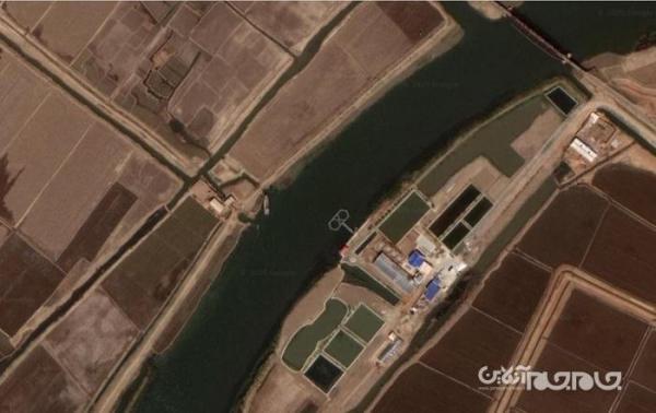 گزارش ماهواره ای از آموزش دلفین های کامی کازه توسط کره شمالی!