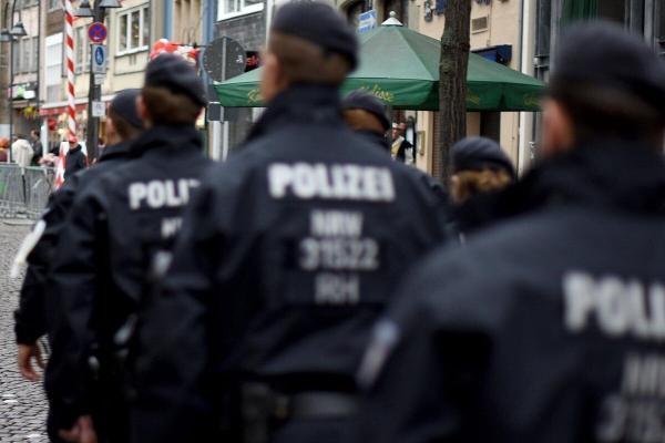 حمله با سلاح سرد در فرانکفورت آلمان