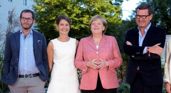 برکناری سردبیر آلمانی به اتهام زورگویی