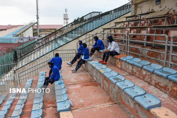 شاهکار جدید فدراسیون فوتبال برای زنان